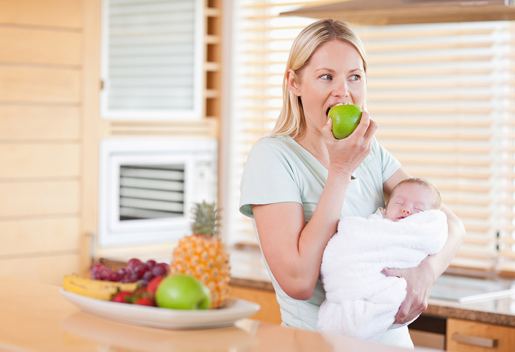 Doğum Sonrası Beslenme