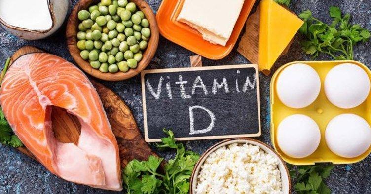 D Vitamini Ve Sağlık